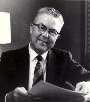 Richard M. Leonard - Leonard in 1965