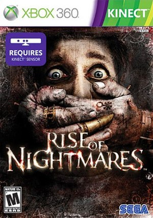 Rise of Nightmares - Image: Rise Of Nightmares