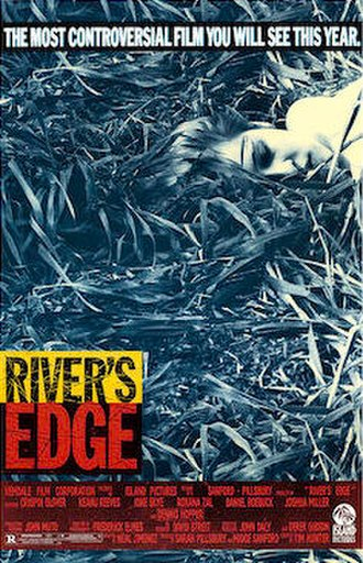 River's Edge - Theatrical release poster