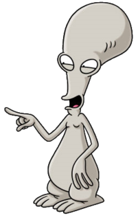 Roger (<i>American Dad!</i>) American Dad! character