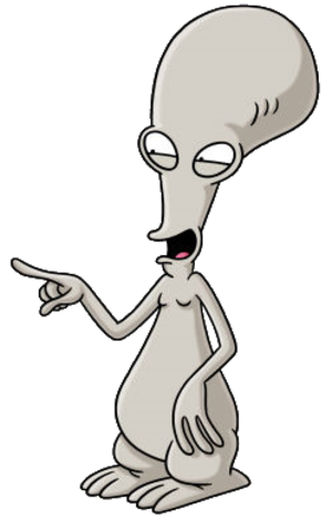 Roger (American Dad!) - Image: Roger Smith