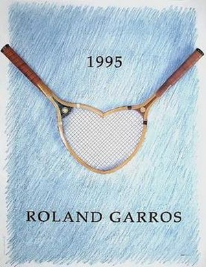 1995 French Open - Image: Roland garros 1995