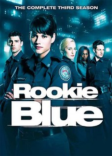 <i>Rookie Blue</i> (season 3)