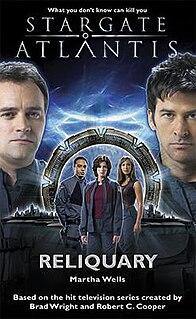 <i>Stargate</i> literature