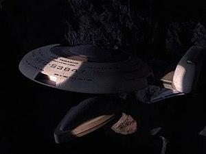 The Pegasus (Star Trek: The Next Generation) - Image: ST TNG The Pegasus