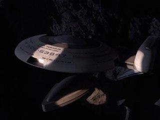 The Pegasus (<i>Star Trek: The Next Generation</i>) 12th episode of the seventh season of Star Trek: The Next Generation