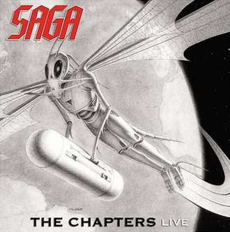 The Chapters Live - Image: Saga chapters live