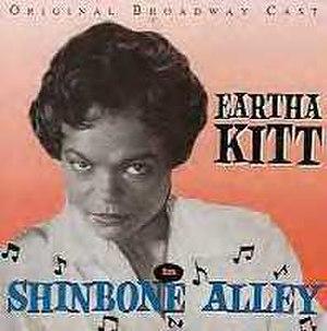 Shinbone Alley - Image: Shinbone Alley 1