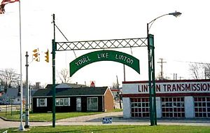 "Linton, Indiana - ""You'll Like Linton"""
