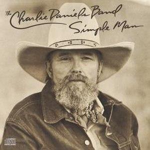 Simple Man (Charlie Daniels album) - Image: Simple Man album