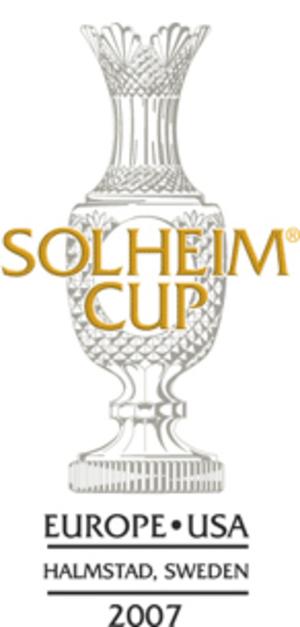 2007 Solheim Cup - Image: Solheim Cup 2007Logo