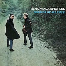 Image result for sounds of silence album cover