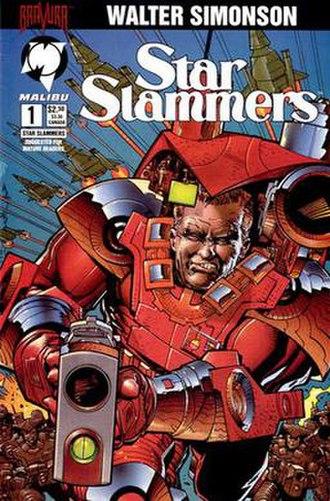 Star Slammers - Image: Star Slammers 01