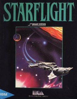 <i>Starflight</i> video game