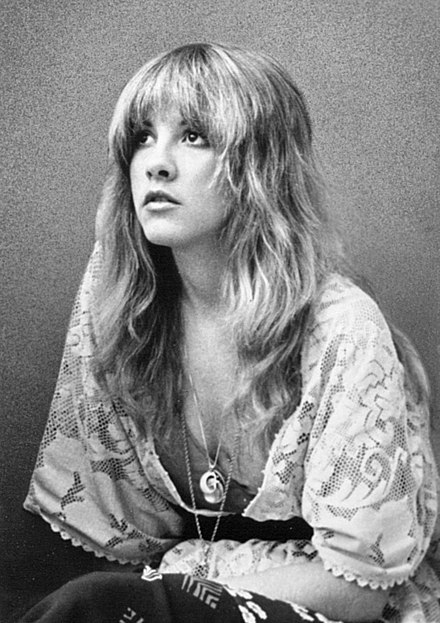 Nicks in 1977 - Stevie Nicks