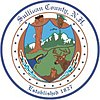 Official seal of Sullivan County