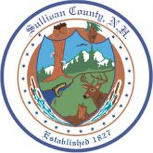 Sullivan County, New Hampshire - Image: Sullivan County nh seal