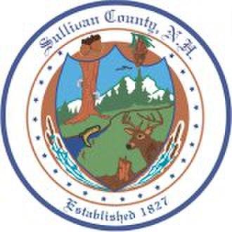 Sullivan County, New Hampshire - Image: Sullivan County nh seal