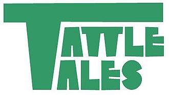 Tattletales - Image: Tattletales Logo 1974