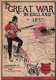 The Great War In England In 1897 Wikipedia