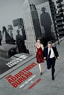Adjustment Bureau love quotes and sayings