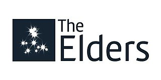 The Elders (organization) organization founded by Nelson Mandela