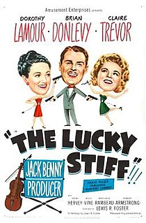 <i>The Lucky Stiff</i>