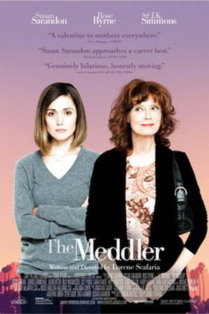The Meddler - Theatrical release poster