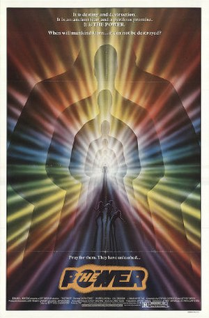 The Power (1984 film) - Theatrical Poster