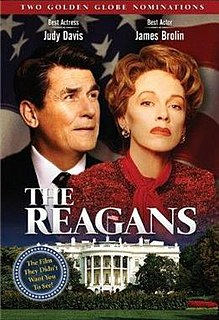 <i>The Reagans</i> 2003 television film directed by Robert Allan Ackerman