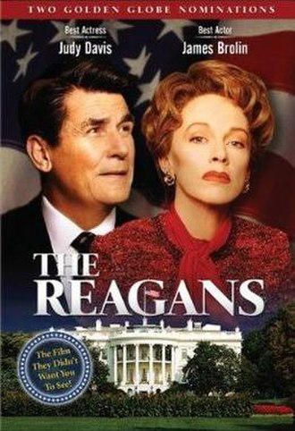 The Reagans - Image: The Reagans film DVD