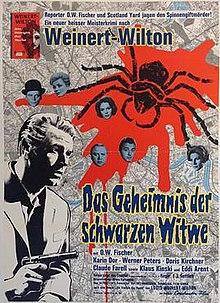The Secret Of The Black Widow Wikipedia