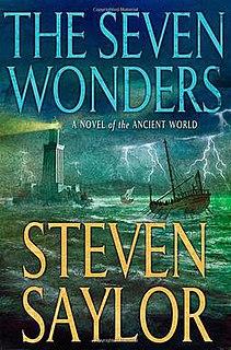 <i>The Seven Wonders</i> (Saylor novel) novel by Steven Saylor