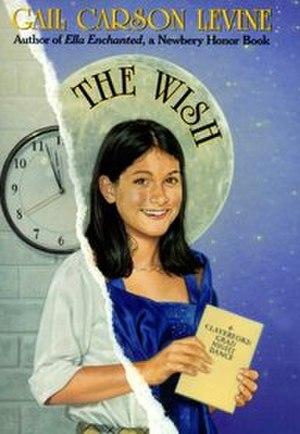 The Wish (novel) - Image: The Wish (Gail Carson Levine novel)