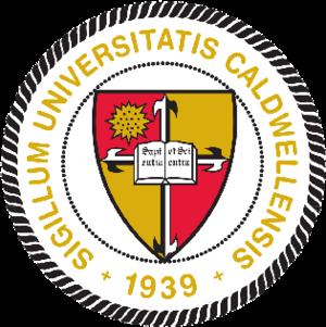 Caldwell University - Caldwell University Seal