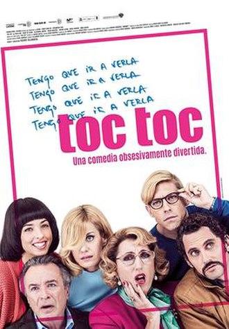 Toc Toc - Image: Toc Toc poster
