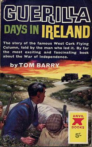 Tom Barry (soldier) -  Cover of 1968 edition of Barry's memoir
