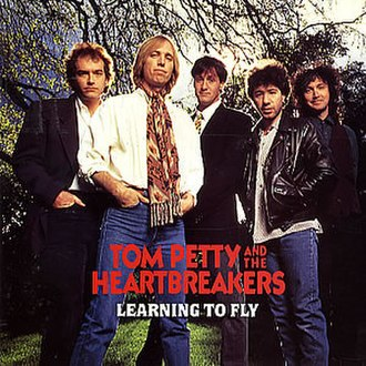 Learning to Fly (Tom Petty and the Heartbreakers song) - Image: Tom petty the heartbreakers learning to fly s