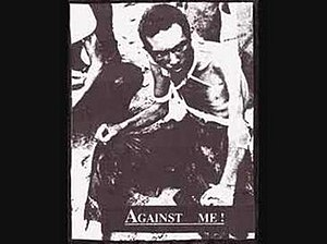 Against Me! (demo) - Image: Tomsdemotapecover