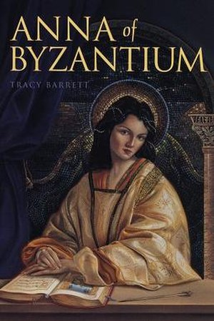Anna of Byzantium (novel) - First edition cover