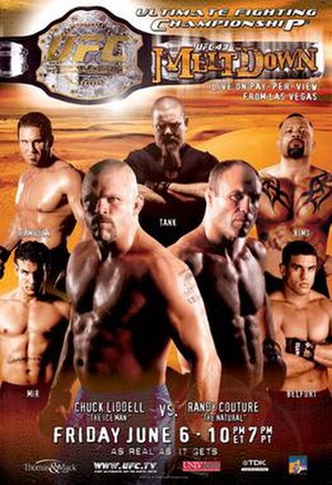 UFC 43 - Image: UFC43