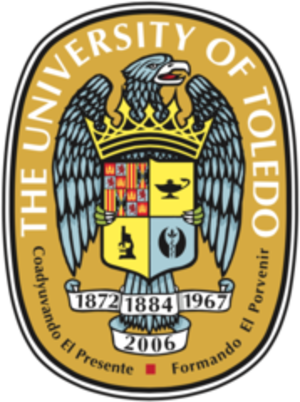 University of Toledo - Image: University of Toledo seal
