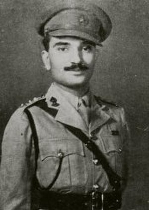 Rashtriya Indian Military College - Lt.Gen. Premindra Singh Bhagat, recipient of Victoria Cross