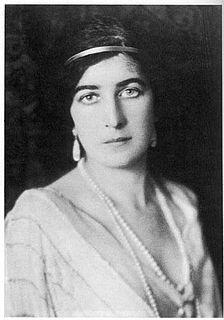 Venetia Stanley (1887–1948) socialite
