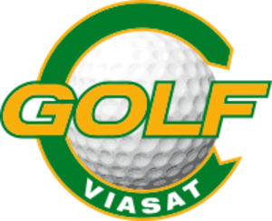 Viasat Golf - First Viasat Golf logo used 2007-2008