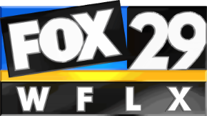 WFLX - WFLX's signature logo, used from 1995 until 2008.