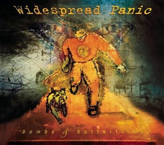 <i>Bombs & Butterflies</i> 1997 studio album by Widespread Panic