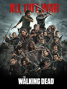 The Walking Dead Season 8 EP1 – EP12 ซับไทย