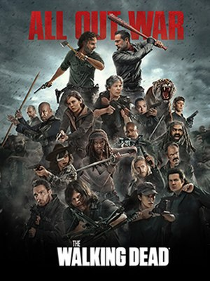 The Walking Dead (season 8) - Promotional poster