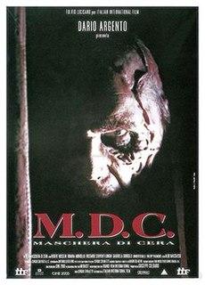 <i>The Wax Mask</i> 1997 film by Sergio Stivaletti